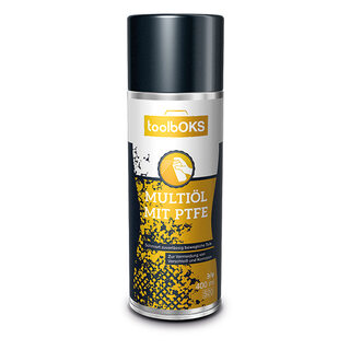 toolbOKS Multiöl mit PTFE - Multiöl mit PTFE, Spray