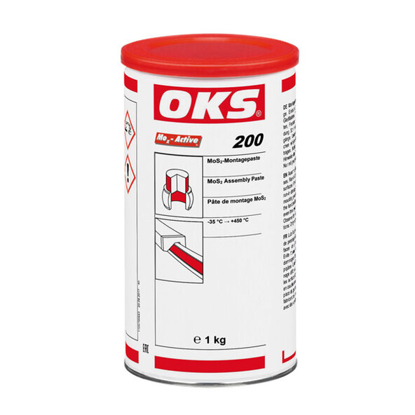 OKS 200 - MoS₂ Assembly Paste
