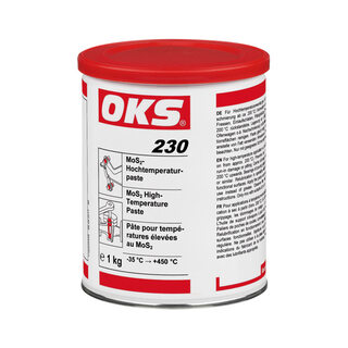 OKS 230 - MoS₂ High-Temperature Paste