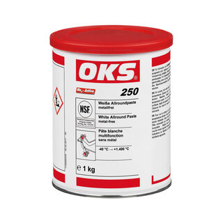 OKS 250 - White Allround Paste, metal-free