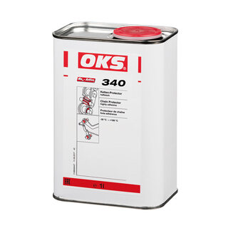 OKS 340 - Chain Protector, strongly adhesive