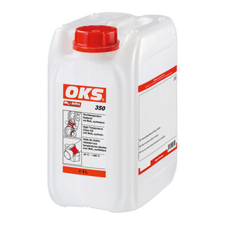 OKS 350 - High-Temperature Chain Oil with MoS₂, synthetic