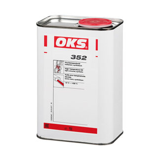 OKS 352 - High Temperature Oil, light-coloured, synthetic