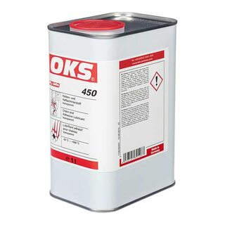 OKS 450 - Chain and Adhesive Lubricant, transparent
