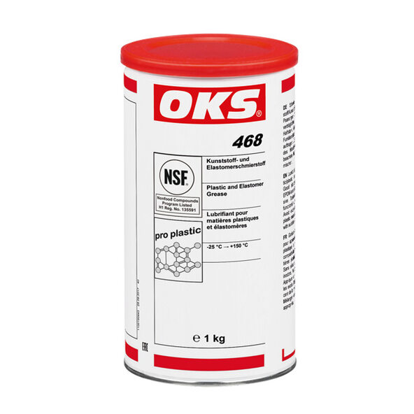 OKS 468 - Plastic and elastomer lubricant