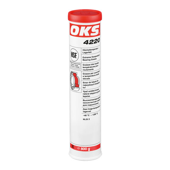 OKS 4220 - Extreme-Temperature Bearing Grease | OKS