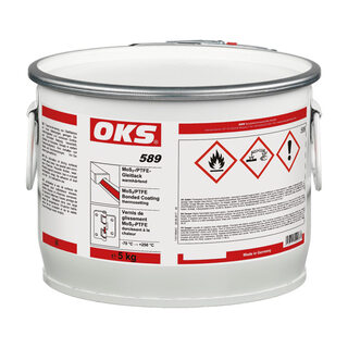 OKS 589 - MoS₂ PTFE Bonded Coating, thermosetting