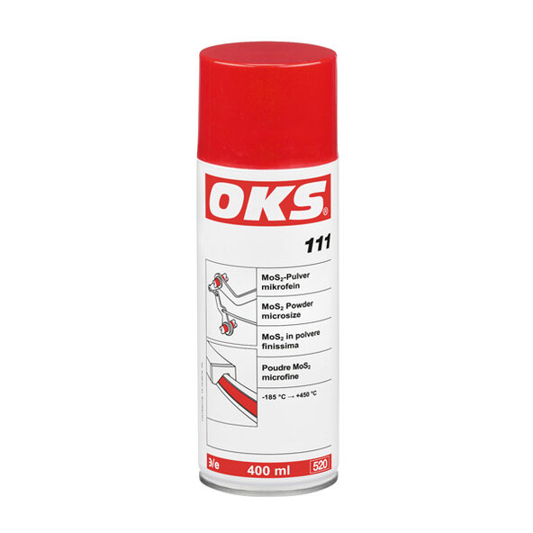 OKS 111 - MoS₂ Powder, microsize, Spray