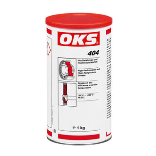 OKS 404 - High-Performance and High-Temperature Grease