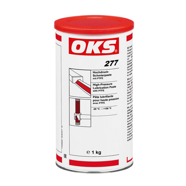 OKS 277 - High-Pressure Lubrication Paste with PTFE