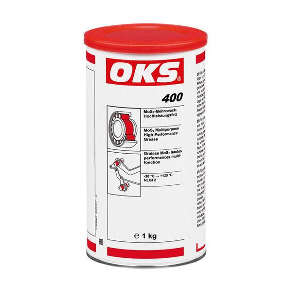 OKS 400 - MoS₂ Multipurpose High-Performance Grease