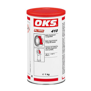 OKS 410 - MoS₂ High-Pressure Long-Life Grease