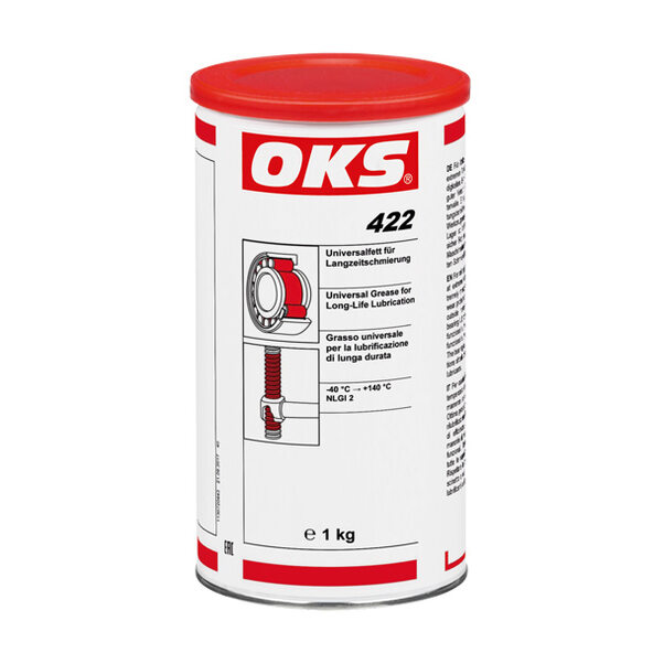 OKS 422 - Universal Grease for Long-Life Lubrication | OKS