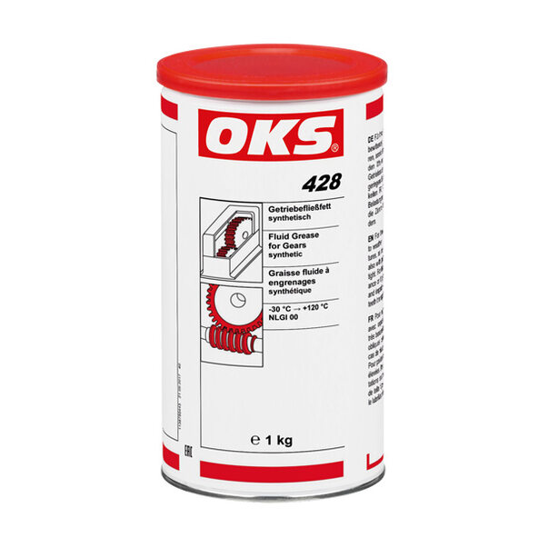 OKS 428 - Fluid Grease for Gears, synthetic