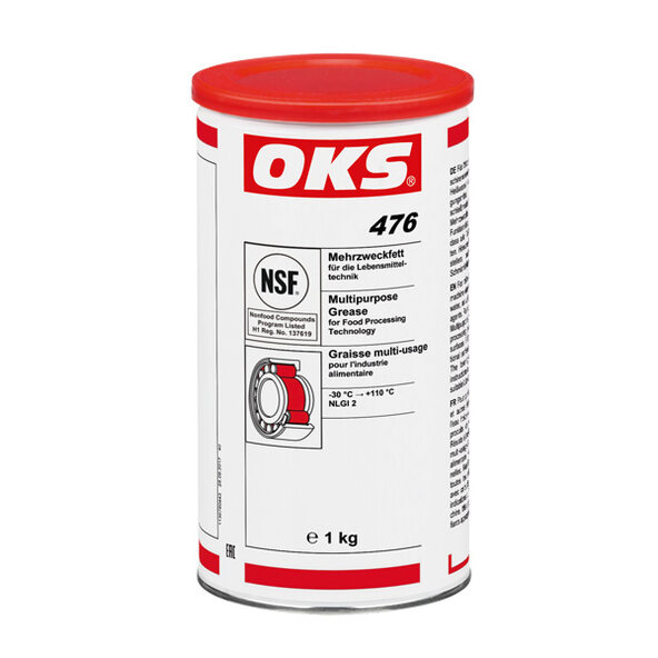 OKS 476 - Multipurpose Grease for Food Processing Technology