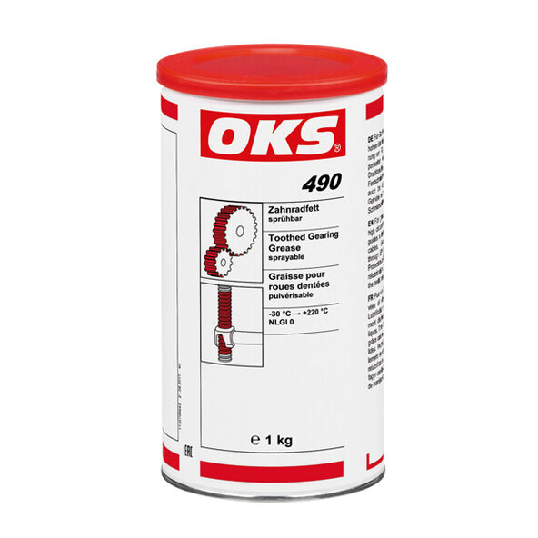 OKS 490 - Gear lubrication grease, sprayable | OKS