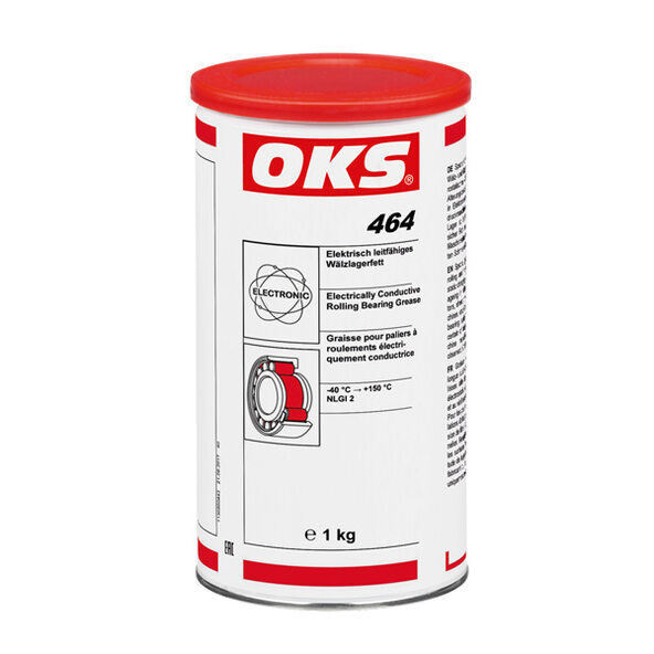OKS 464 - Electrically Conductive Rolling Bearing Grease
