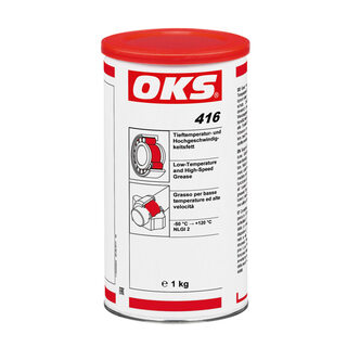 OKS 416 - Low-Temperature and High-Speed Grease