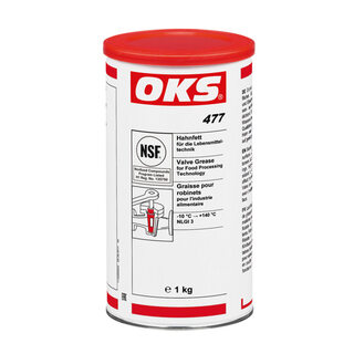 OKS 477 - Valve Grease for Food Processing Technology