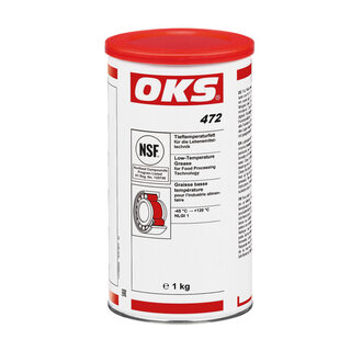 OKS 472 - Low-Temperature Grease for Food Processing Technology