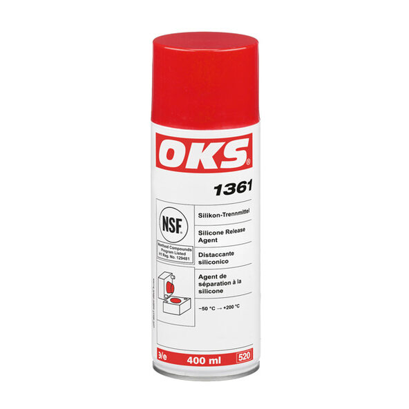 OKS 1361 - Agent de séparation à base de silicone, spray