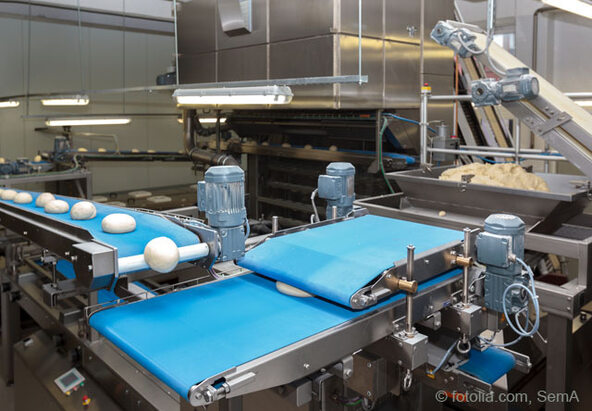 Lubricants and cleaners for the bakery industry – certified products for maximum consumer safety