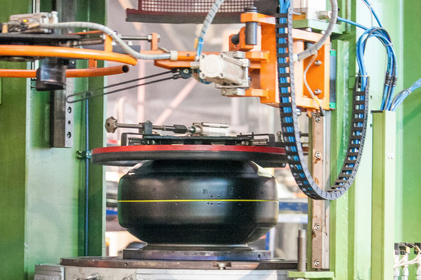 Rubber and plastic processing