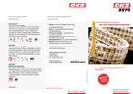 Product flyer OKS 3570 – High-temperature chain oil
