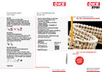 Product flyer OKS 3751 – Adhesive lubricant with PTFE