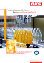 Catalogue Speciality lubricants for food processing technology - because of your responsibility to people