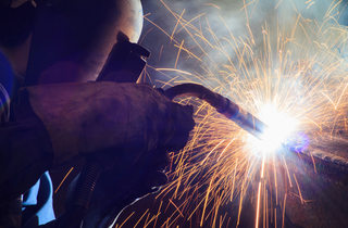 The power programme for the professional welder