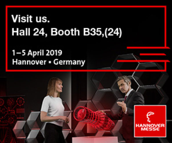 OKS at the Hannover Fair 2019