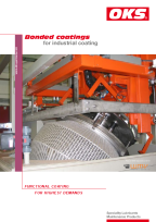 Folder bonded coatings for industrial coating
